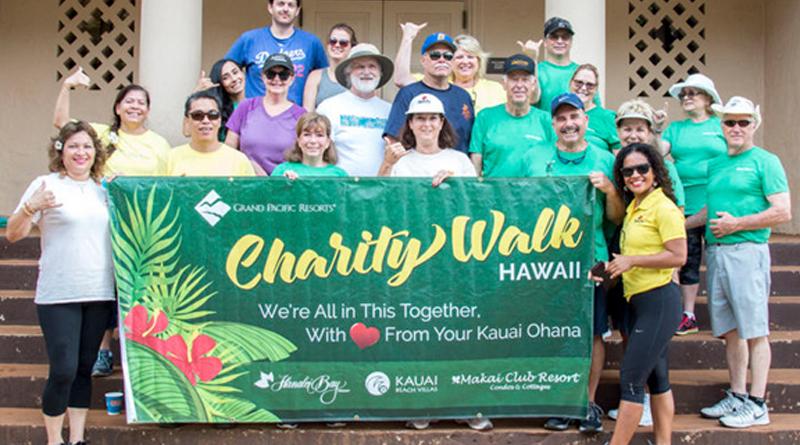 Grand Pacific Resorts Teams Up for Hawaii Charity! Raises