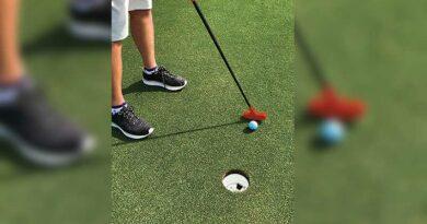 Adventure Golf Services Soft Putter