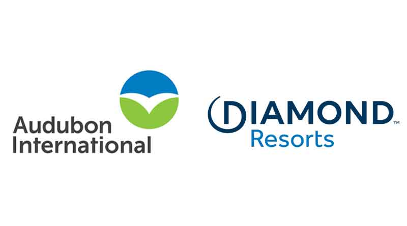 Audubon International and Diamond Resorts