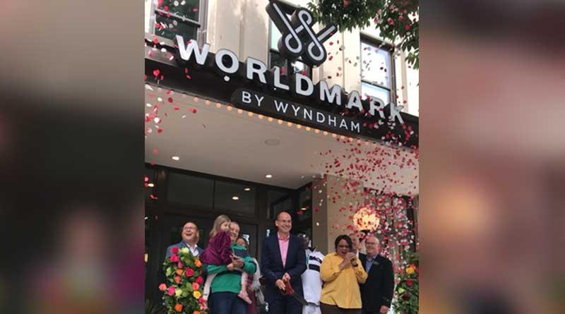 WorldMark Portland Waterfront Park Opening
