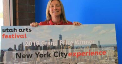 GTN Utah Art Festival Winner - New York Experience