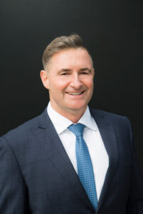 Barry Robinson, President and Managing Director, International Operations at Wyndham Vacation Clubs