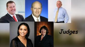CEP Award Judges