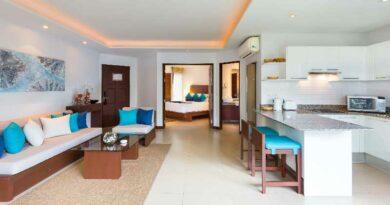 Dewa Phuket Resort complex in Thailand