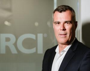 RCI President Olivier Chavy