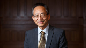 Shiaofen Fang, interim dean of the School of Science and founder of CSIPP