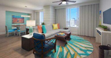 Margaritaville Las Vegas Living Room