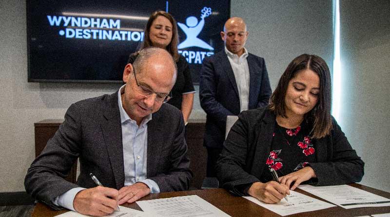 Wyndham Destinations and ECPAT-USA