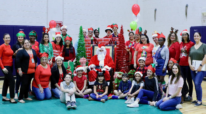 Interval International Shares The Holiday Spirit During 26th Annual Toy Drive