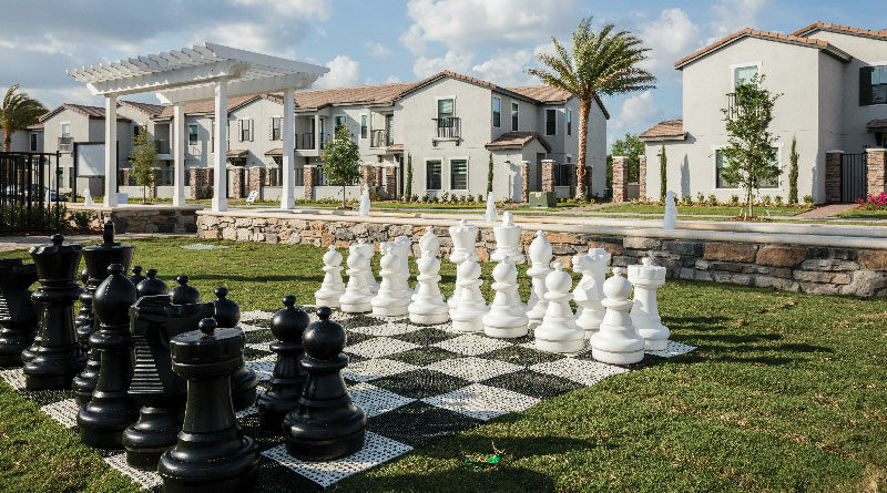 Chess Vacation Home Trend