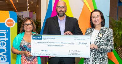 Interval International donated CHTA
