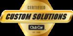 Club Car Custom Solutions Department
