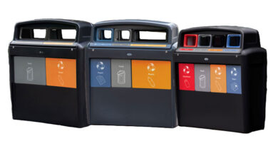 Nexus Transform City Quad Recycling Station