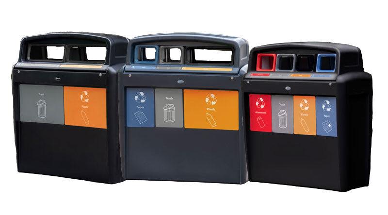 Nexus Transform City Quad Recycling Station