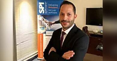 VP of Software Development Michael Del Pino