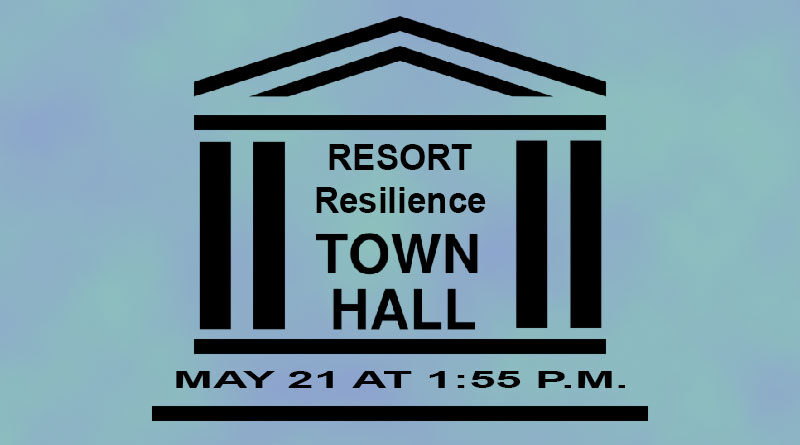 Resort Resilience Town Hall