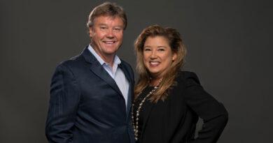 John and Marcia Rowley