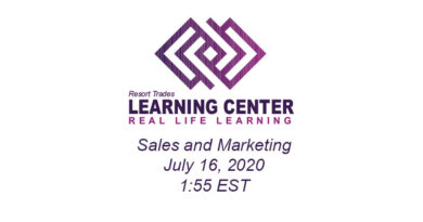 Learning Center July 16th