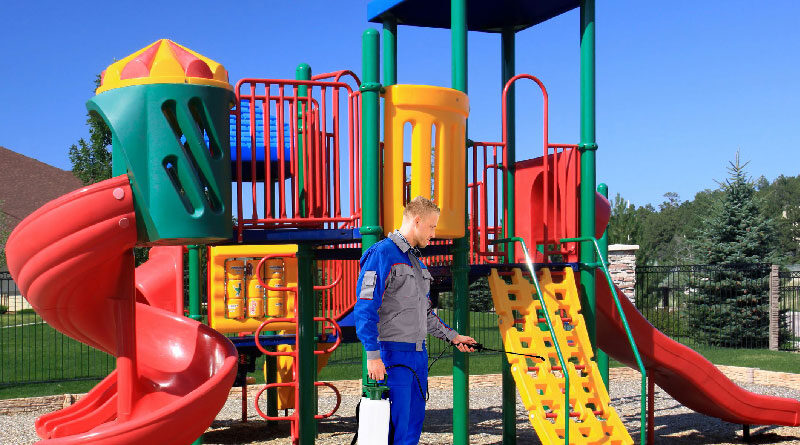 Playtec Playground Sanitation