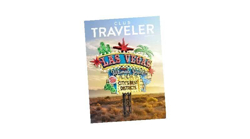 HGV Club Members - Club Traveler publication