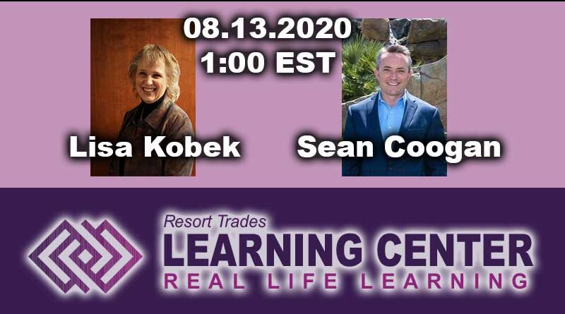 Resort Trades Learning Center 08.13.2020 Lisa Kobek Sean Coogan
