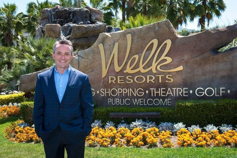 Sean Coogan is the Vice President of Resort Operations at Welk Resorts