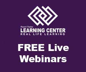 Trades Learning Center Live Webinar