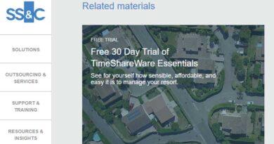 SSC Technologies Holdings-TimeshareWare