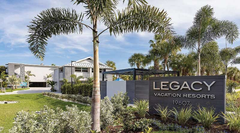 Legacy Vacation Resorts - Indian Shores Exterior