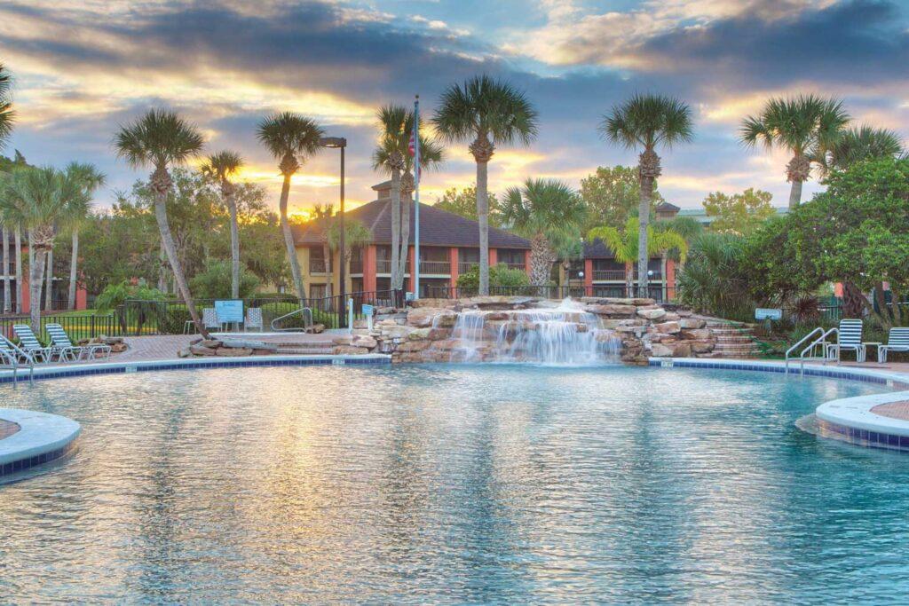 Legacy Vacation Resorts - Palm Coast Pool