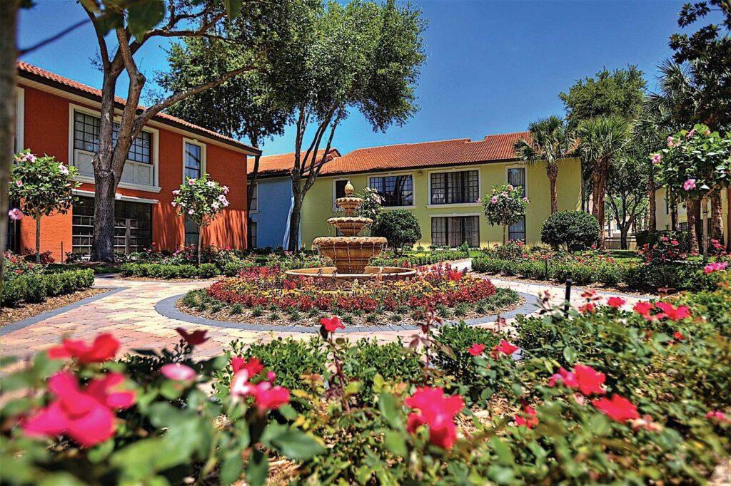 Legacy Vacation Resorts - Lake Buena Vista Exterior