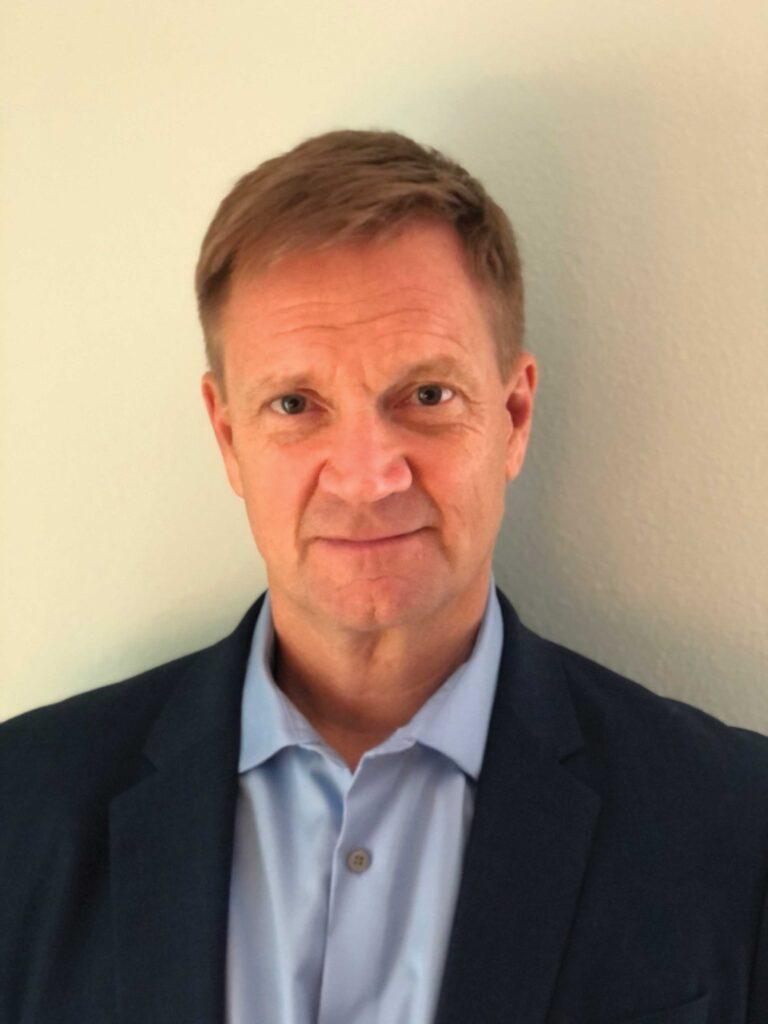 Stephen Green, SPI's Director of sales