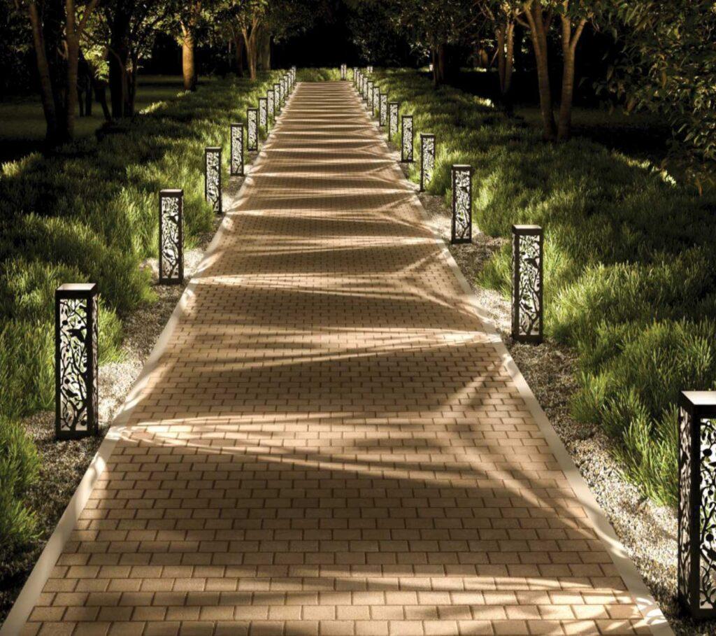 Light up your resort with EMU lighting