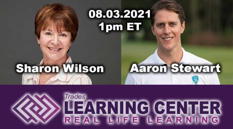 MEET TODAY'S LEADERS – Aaron Stewart
